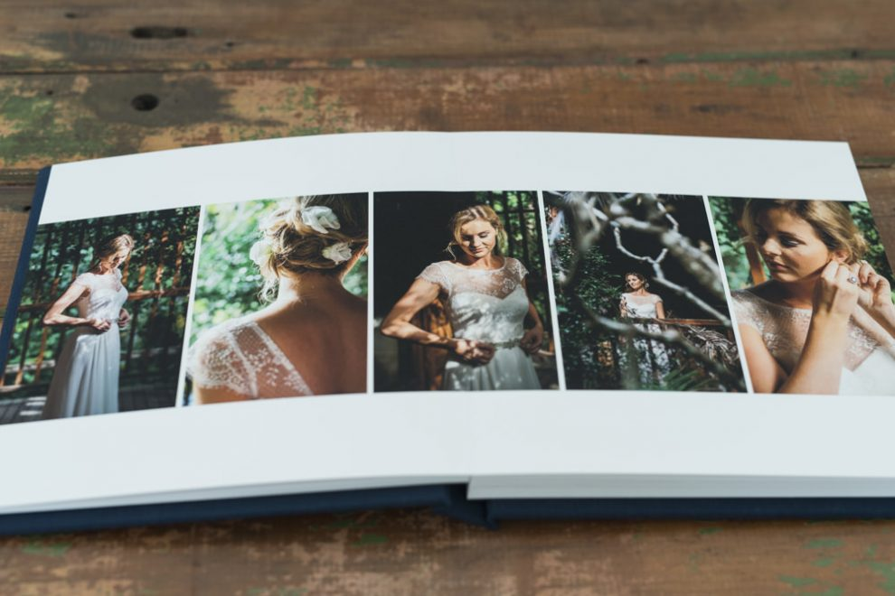 Fine Art Wedding Albums With Professional Quality Photography
