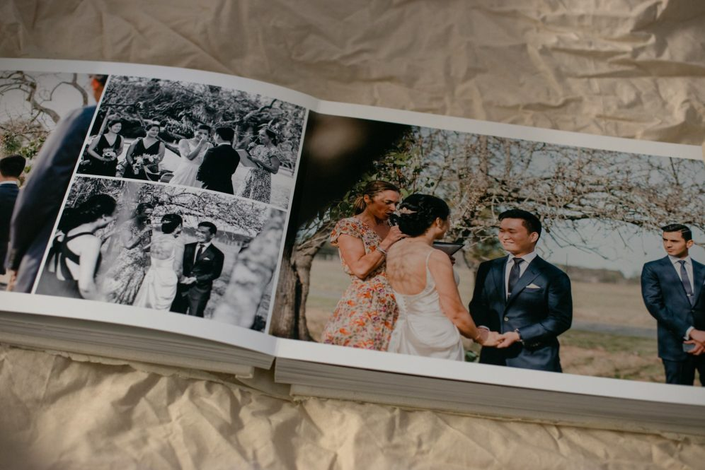 How much does a wedding album cost? Let our professional wedding album designers show you why you should invest in a wedding album!