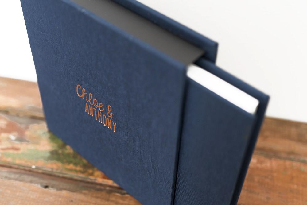 Australian Wedding Photo Album Designs